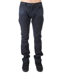 Fallen | Штаны Loose Fit Blasted Dark Indigo