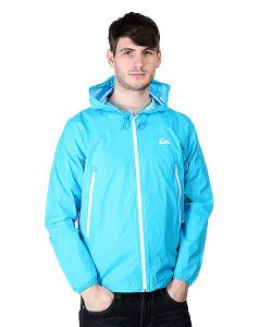Quiksilver | Ветровка Everyday Jacket Neon Blue