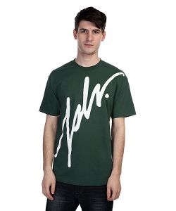 Jslv | Футболка Ss15 Premium Signature Tee Hunter Green