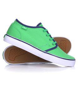 Circa | Кеды Кроссовки Низкие Drifter Classic Green/Blue Embassy