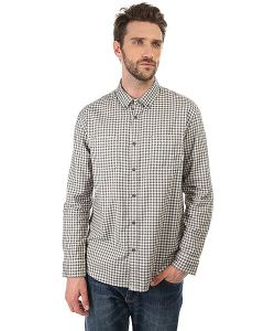 Quiksilver | Рубашка В Клетку Fortenightsls Quiet Shade Gingham