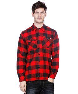 Dickies | Рубашка В Клетку Sacramento Red