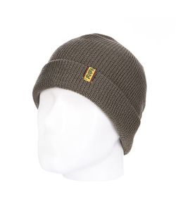 Habitat | Шапка Носок Hb Locust Beanie Military Green