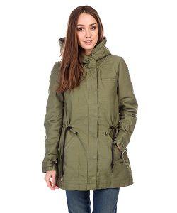 Roxy | Куртка Парка Женская Ferley J Military Olive