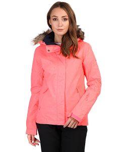 Roxy | Куртка Утепленная Jet Ski Sol Neon Grapefruitgana