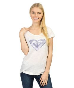 Roxy | Футболка Bobbytouchmex J Tees Marshmellow