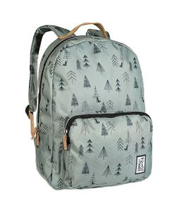 The Pack Society | Рюкзак Городской Classic Backpack Tree Allover