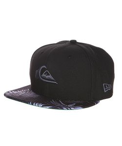 Quiksilver | Бейсболка New Era Scallop Newera Black/Grey