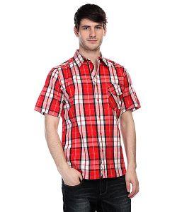 Innes | Рубашка В Клетку Maxwell Red