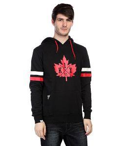 K1X | Толстовка Leaf Hockey Hoody Black/Red