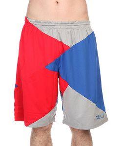 K1X   Шорты Zaggamuffin Shorts Red/Royal Blue