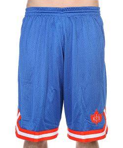 K1X   Шорты Leaf Double-X Shorts Blue/Flame