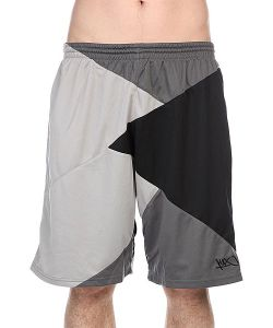 K1X | Шорты Zaggamuffin Shorts Dark Grey/Black