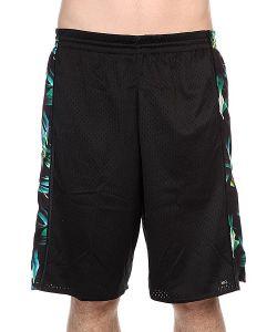 K1X   Шорты Oahu Panel Shorts Black/Tropical