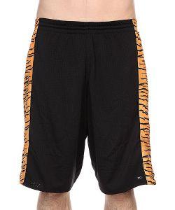 K1X   Шорты Roar Panel Shorts Black/Tiger