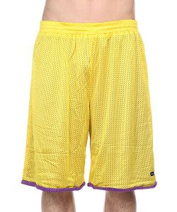 K1X   Шорты Roll-Up Practice Shorts Yellow/Purple