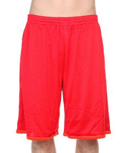 K1X | Шорты Roll-Up Practice Shorts Red/Flame