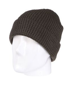 Anon | Шапка Носок Mns Ogden Beanie Taupe