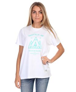 Penfield   Футболка Женская Teepee T-Shirt White