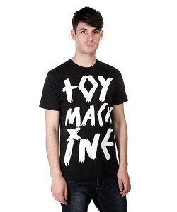 Toy Machine | Футболка Toy Mach Black/Yellow
