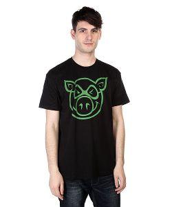 Pig | Футболка Basic Slimfit Black
