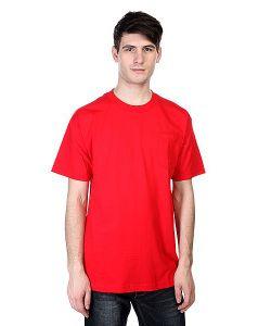 Cliche | Футболка Big Paper Pocket Red