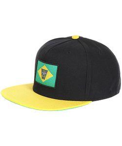 K1X   Бейсболка С Прямым Козырьком Noh Brazil Snapback Cap