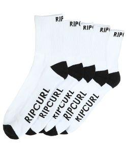 Rip Curl | Носки Средние Crew Sock 5-Pack