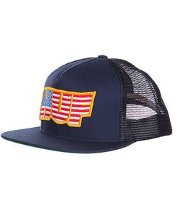 Huf | Бейсболка Usa Trucker Navy