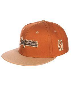 Запорожец | Бейсболка Zap Logo Brown/Beige