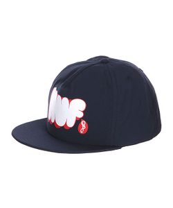 Huf | Бейсболка Bubbles Snapback Navy