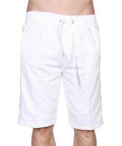 Urban Classics | Классические Мужские Шорты Ight Fleece Sweatshorts White
