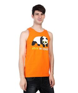 Enjoi | Майка Cool Tank Top Orange
