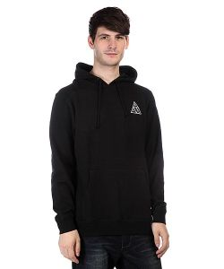 Huf | Кенгуру Triangle Rose Pullover Hoodie Black