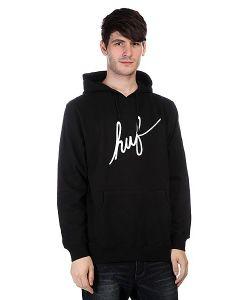 Huf | Кенгуру Demi Script Pullover Hoodie Black