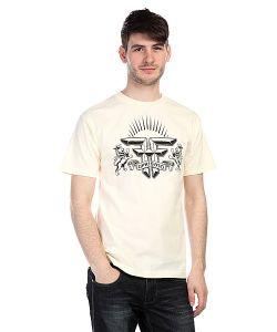 Fallen   Футболка Uprising Shirt Natural/Black