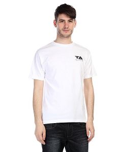 Fallen | Футболка Poler X Shirt White/Black