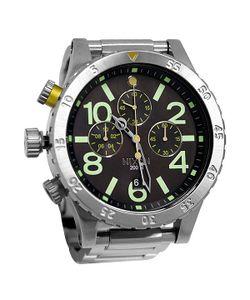 Nixon | Часы Chrono Dark Copper