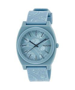 Nixon | Часы Time Teller P Light Blue/Paisley