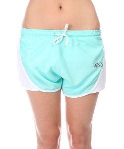 K1X   Шорты Пляжные Женские Sprint Hotpants Mint/White