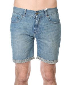 Billabong | Шорты Джинсовые Clash It Walkshort Blue Steel
