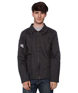Zoo York | Куртка Flathead Wsh Black