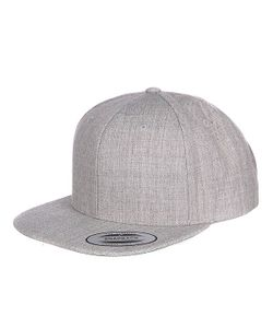 Yupoong | Бейсболка Classic Snapback Heather