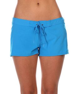 Roxy | Шорты Пляжные Женские Classic Blue Aster