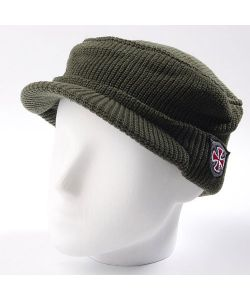 Independent | Шапка Bayonet Visor Dark Green