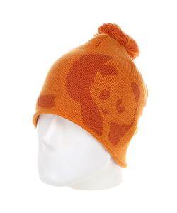 Enjoi | Шапка С Помпоном Мужская Teeny Weeny Orange