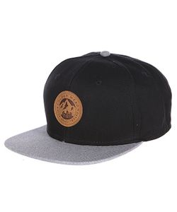 Clwr | Бейсболка Badge Cap Black