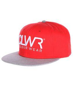 Clwr | Бейсболка Cap Red