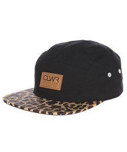 Clwr | Бейсболка Пятипанелька Five Pannel Cap Black