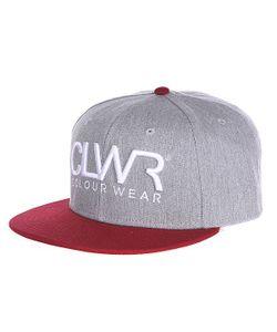 Clwr | Бейсболка Cap Grey Melange
